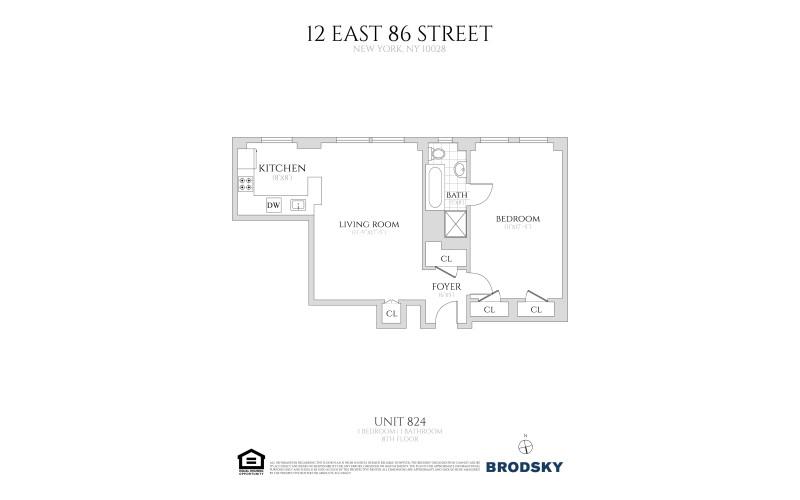 12 East 86th Street - 24   - 824