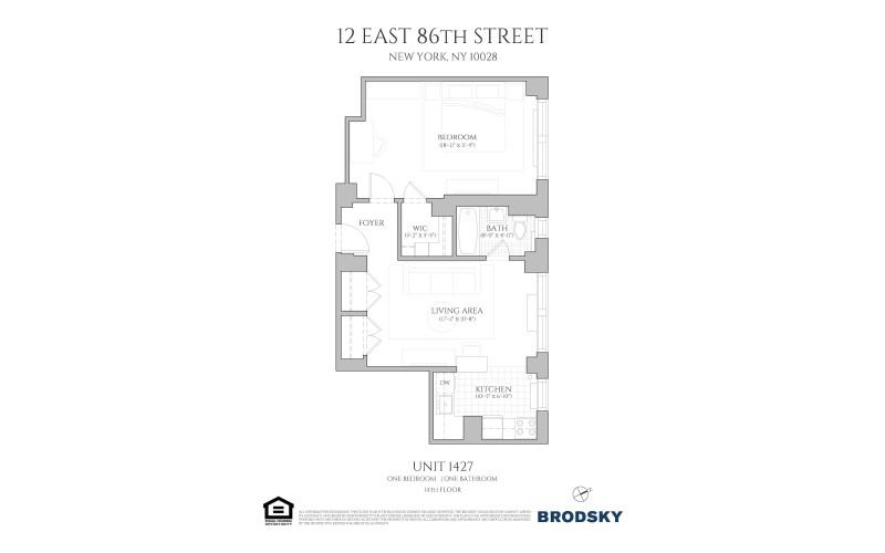 12 East 86th Street - 27 1427