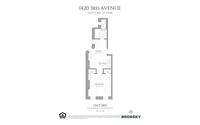1420 Third Avenue - RN (FLRS 3-5)