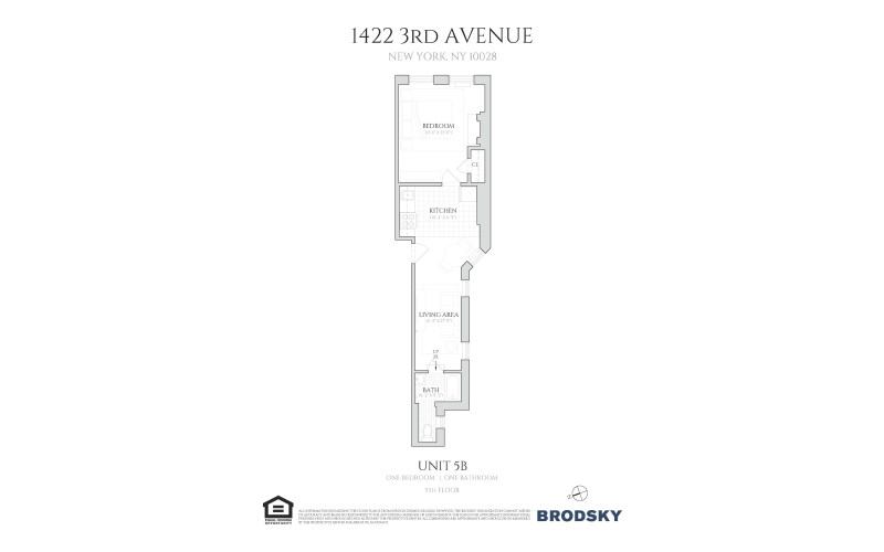 1422 Third Avenue - B 5 only
