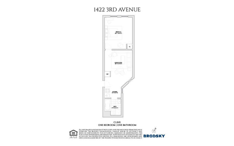 1422 Third Avenue - C Line (2-5)