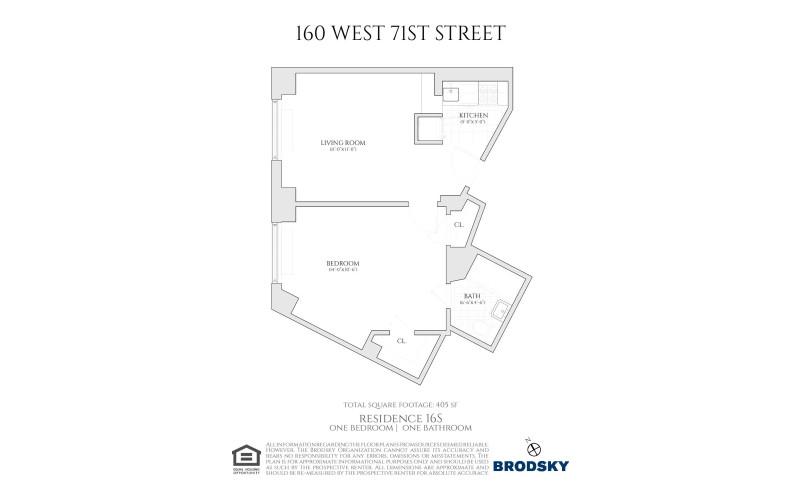 160 West 71st Street - s 16