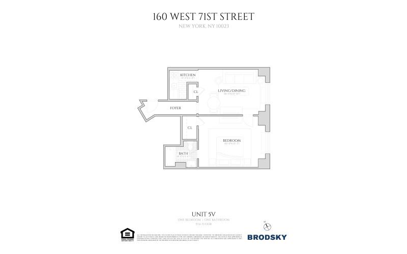 160 West 71st Street - V 5