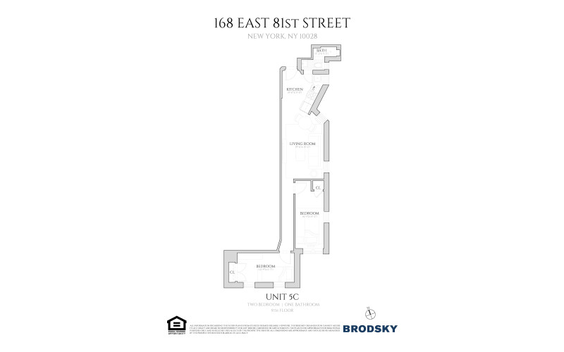 168 East 81st Street - 5C  5only