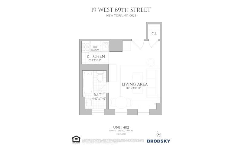 19 West 69th Street - 402 402
