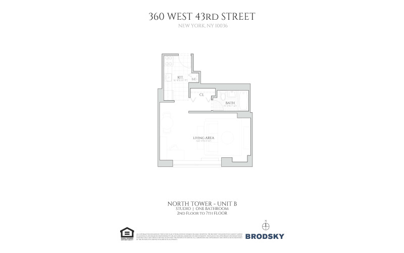 360 West 43rd Street - B North Tower 2-10