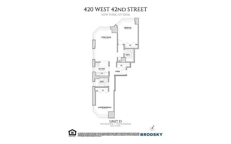 420 West 42nd Street - D 10