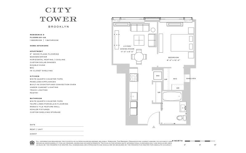 City Tower - D 20-42