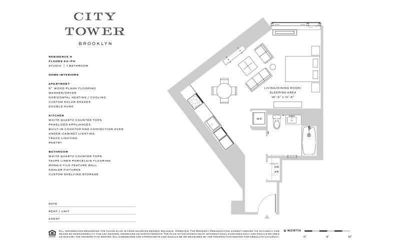 City Tower - H 43-PH