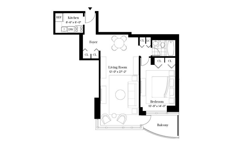 South Park Tower - A Line 10-44