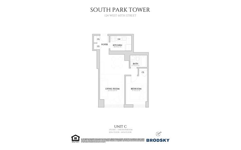 South Park Tower - C Line 10-44