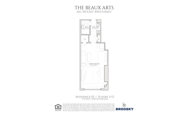 The Beaux Arts - 3 2nd to 12th