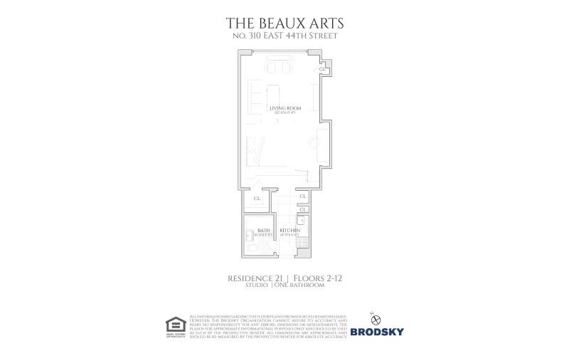 The Beaux Arts - 310 - 21 line 2-12