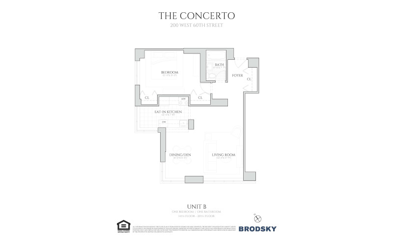 The Concerto - B 15th to 20th