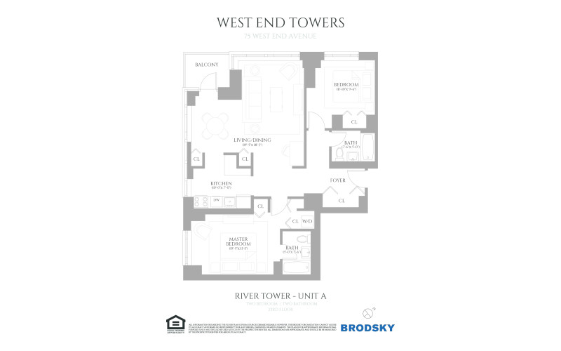 West End Towers - R23A 23