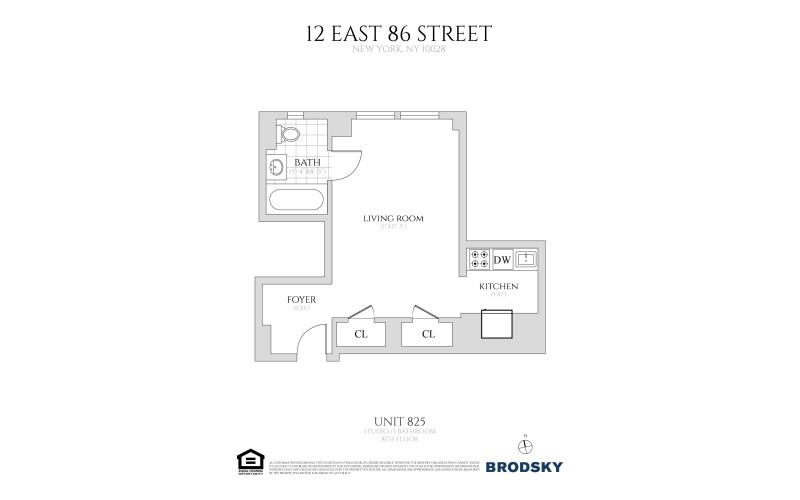 12 East 86th Street - 825