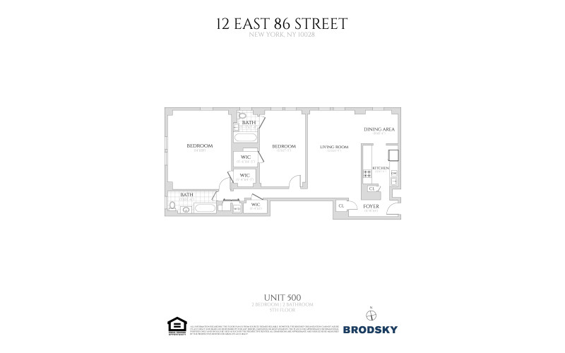 12 East 86th Street - 500