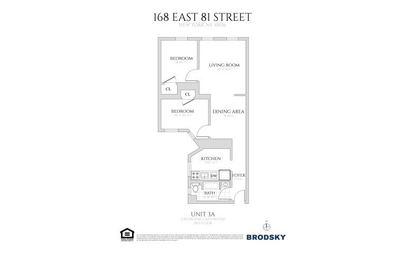 168 East 81st Street - 3A 2, 3, 5