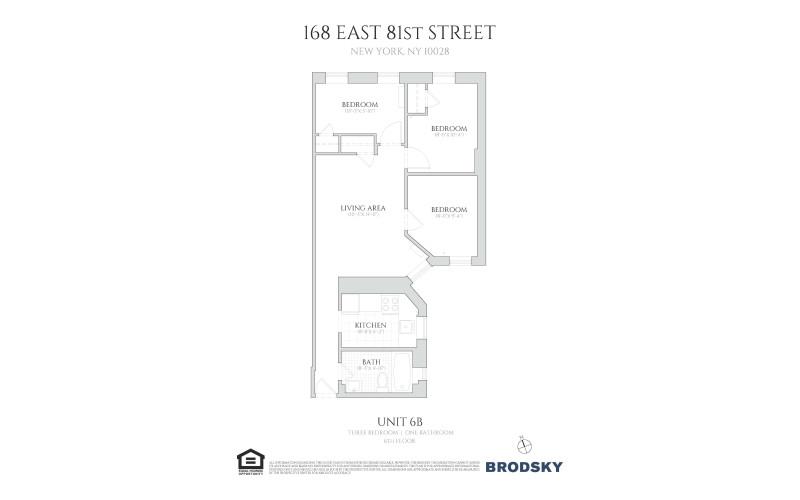168 East 81st Street - B Line (3-6)