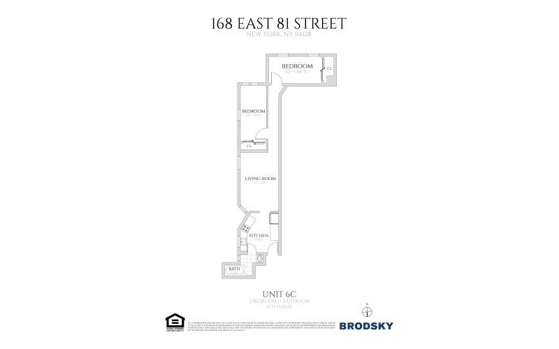 168 East 81st Street - 6C