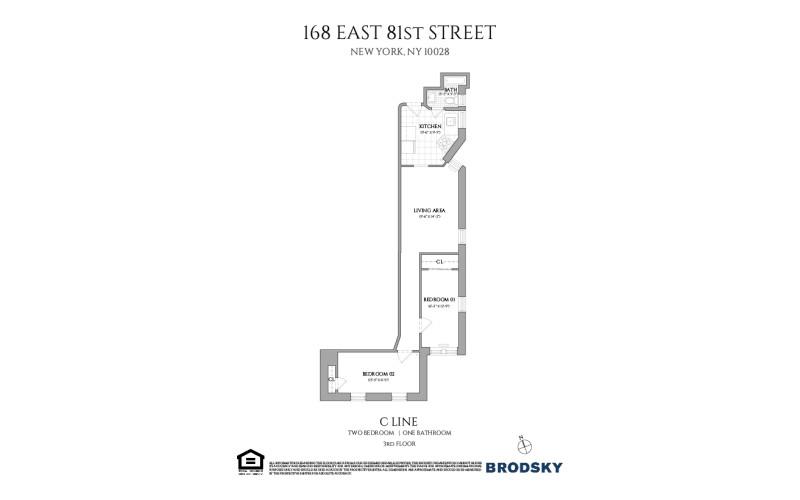 168 East 81st Street - C Line (2-6)
