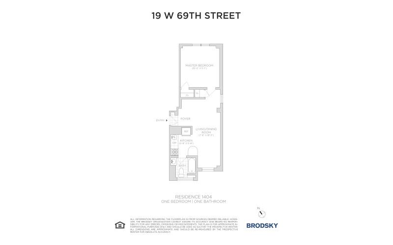 19 West 69th Street - 1404 14