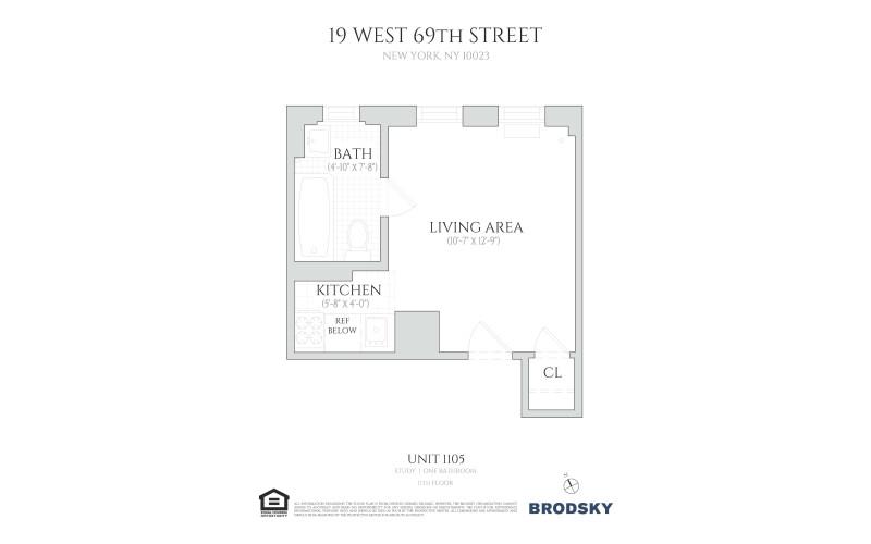 19 West 69th Street - 110