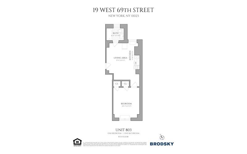 19 West 69th Street - 803 803