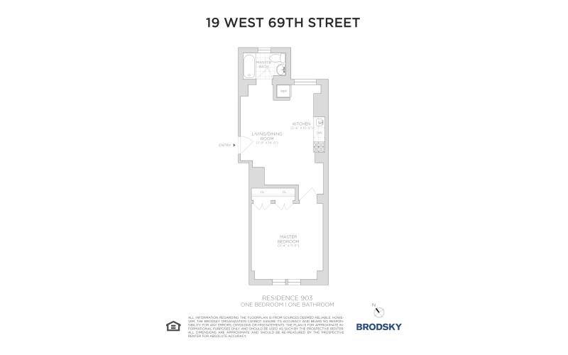 19 West 69th Street - 903 903