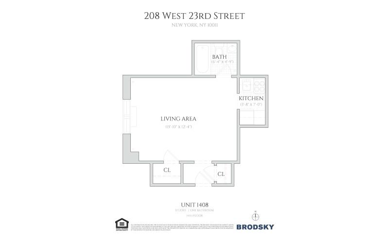 208 West 23rd Street - 1408