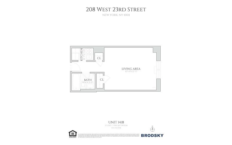 208 West 23rd Street - 1418