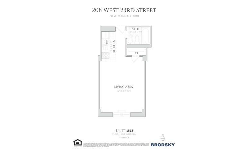 208 West 23rd Street - 1512