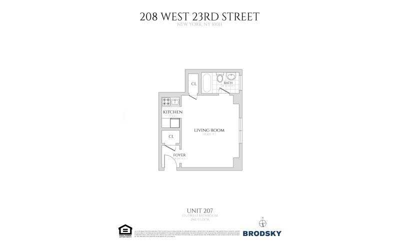 208 West 23rd Street - 207
