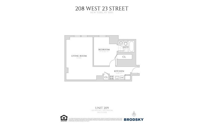 208 West 23rd Street - 209
