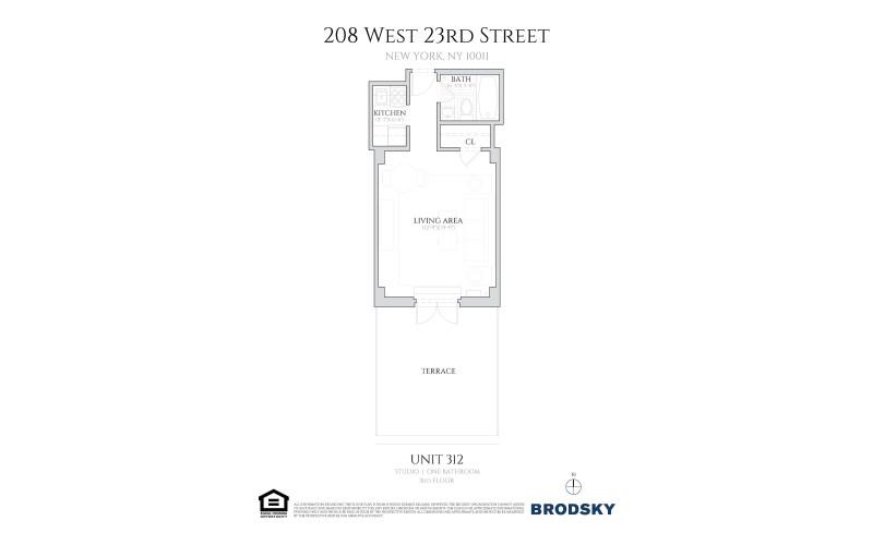 208 West 23rd Street - 312