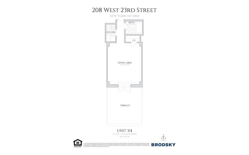 208 West 23rd Street - 314 3