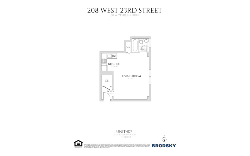 208 West 23rd Street - 407
