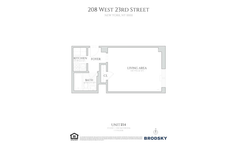 208 West 23rd Street - 619
