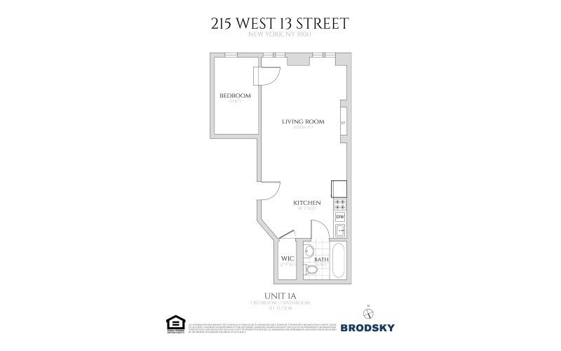 215 West 13th Street - 1A