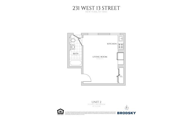231 West 13th Street - #2