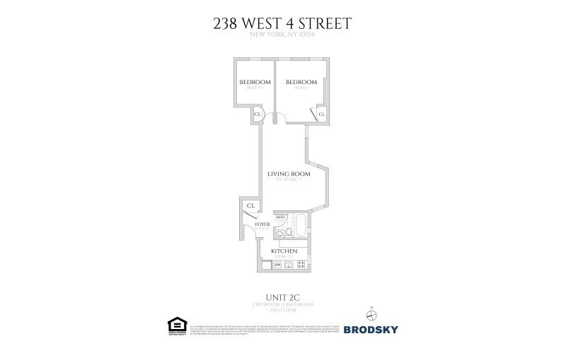 238 West 4th Street -  C 2