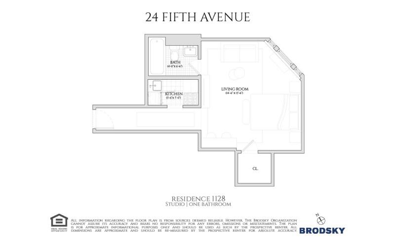 24 Fifth Avenue - 1128 11