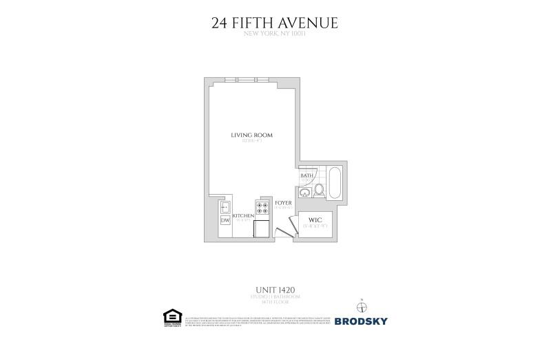 24 Fifth Avenue - 1420