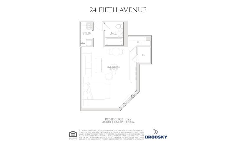 24 Fifth Avenue - 1522