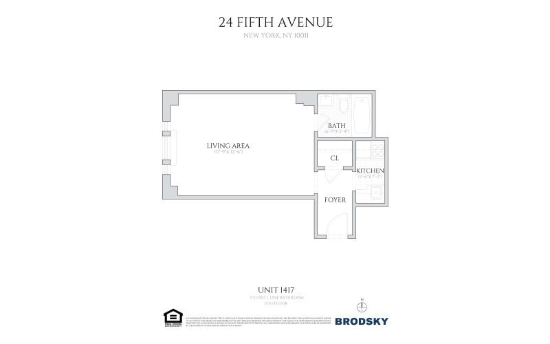 24 Fifth Avenue - 1417