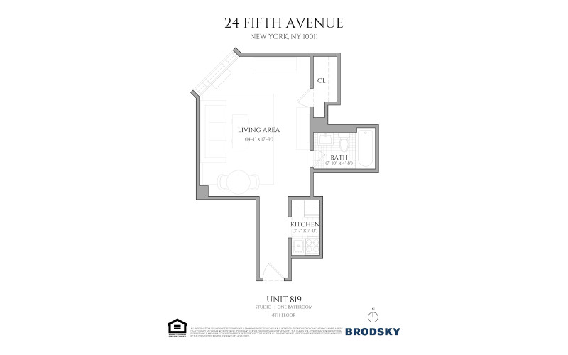 24 Fifth Avenue - 19 819
