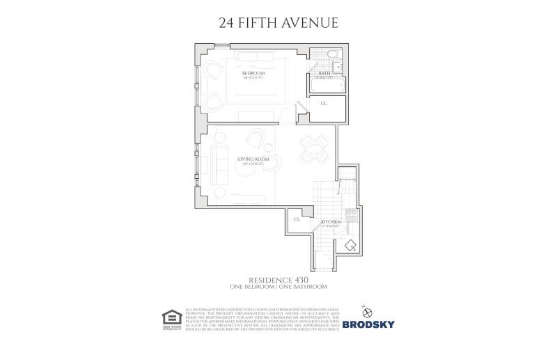 24 Fifth Avenue - 430 430
