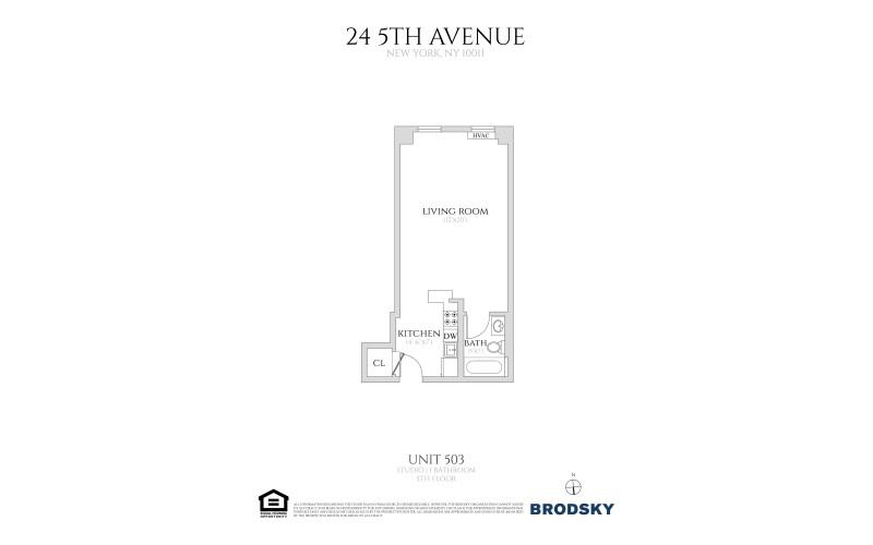 24 Fifth Avenue - 503 503