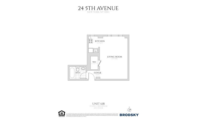 24 Fifth Avenue - 618 618