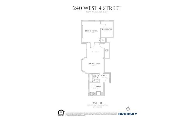 240 West 4th Street - 5C
